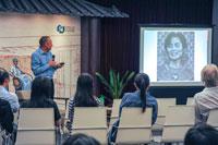 Talk by Prof. Ian Holliday
