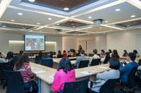 Talk by Dr. Kang Kim Hyewon