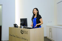 Talk by Ms. Linda Yeung