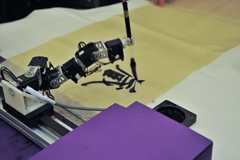 Workshop: The Invention of a Calligraphy Robot - photo 4