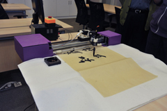 Workshop: The Invention of a Calligraphy Robot - photo 6