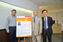 Books and the City Series: Past, Present, and Future of Microelectronic Technology by Prof. Tu King-ning - photo 5