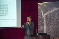 Presentation by Bai Yuxi