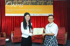 The Outstanding Academic Papers by Students Certificate Awarding Ceremony - photo 24