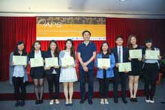 The Outstanding Academic Papers by Students Certificate Awarding Ceremony - photo 36