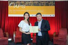 The Outstanding Academic Papers by Students Certificate Awarding Ceremony - photo 40