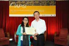 The Outstanding Academic Papers by Students Certificate Awarding Ceremony - photo 60
