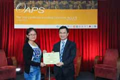 The Outstanding Academic Papers by Students Certificate Awarding Ceremony - photo 68