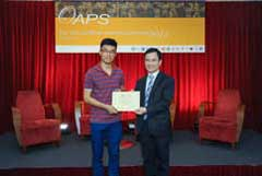 The Outstanding Academic Papers by Students Certificate Awarding Ceremony - photo 71