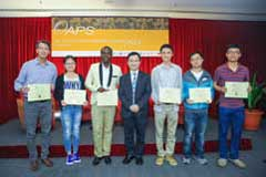 The Outstanding Academic Papers by Students Certificate Awarding Ceremony - photo 72