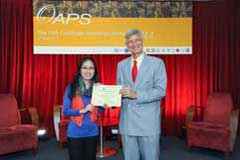 The Outstanding Academic Papers by Students Certificate Awarding Ceremony - photo 81