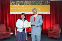 The Outstanding Academic Papers by Students Certificate Awarding Ceremony - photo 83