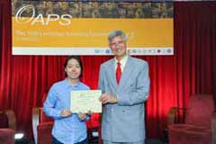 The Outstanding Academic Papers by Students Certificate Awarding Ceremony - photo 89