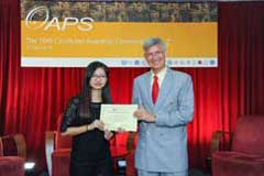 The Outstanding Academic Papers by Students Certificate Awarding Ceremony - photo 91