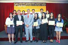 The Outstanding Academic Papers by Students Certificate Awarding Ceremony - photo 92