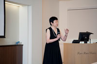 Talk by Prof. Ching-chih Chen