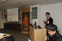 Presentation by Dr. Kim Min