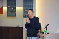 Chanting by Mr. HUANG Chen