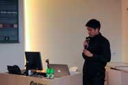 Presentation by Mr. Peng Wang