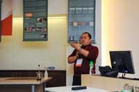 Presentation by Dr. Jay Arre Oliveros Toque