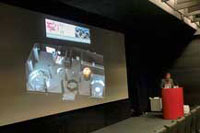 Presentation by Dr. Harald Kraemer