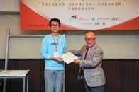 Mr. Chijo Onishi  Present Certificate to Mr. LI Yilun