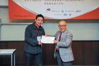 Mr. Chijo Onishi  Present Certificate to Mr. XIA Zhengwei