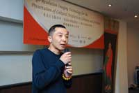 Closing Remarks by Mr. HUANG Chen