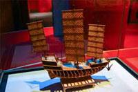 Exhibits at the Hong Kong Maritime Museum
